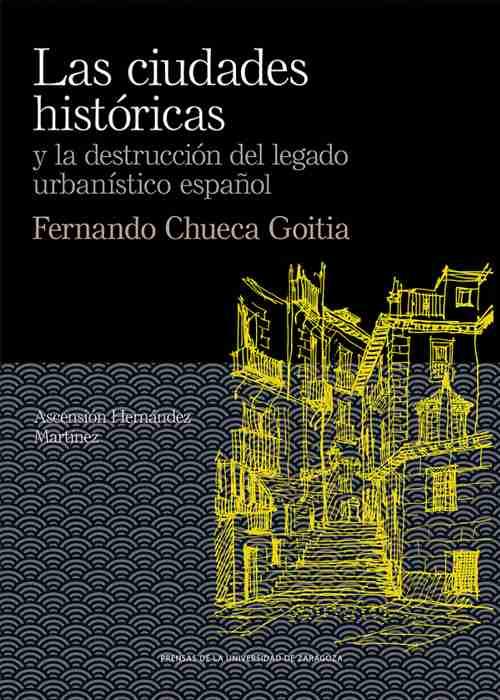 las ciudades historicas portada