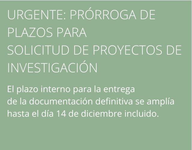 Imagen_Actualidad prórroga plazo proyectos