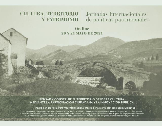 Cultura, territorio y patrimonio. CARTEL_2_WEB